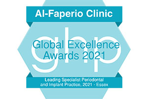 ghp Global Excellence Awards 2021 - Leading Specialist Periodontal and Implant Practice